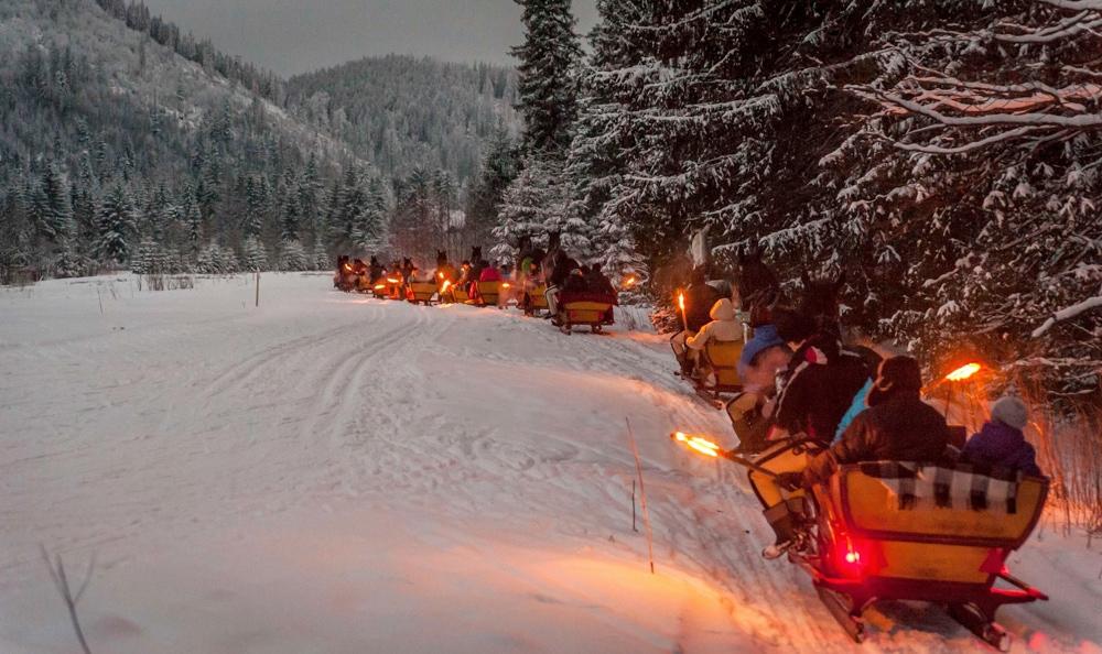 Zakopane zimą – rozmaite atrakcje dla najmłodszych