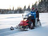 Skutery śnieżne – zimowa super atrakcja